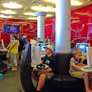 Интернет-кафе Васильсурска