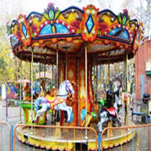 Парки культуры и отдыха Васильсурска