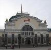Железнодорожные вокзалы в Васильсурске