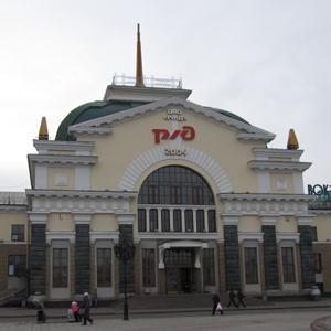 Железнодорожные вокзалы Васильсурска